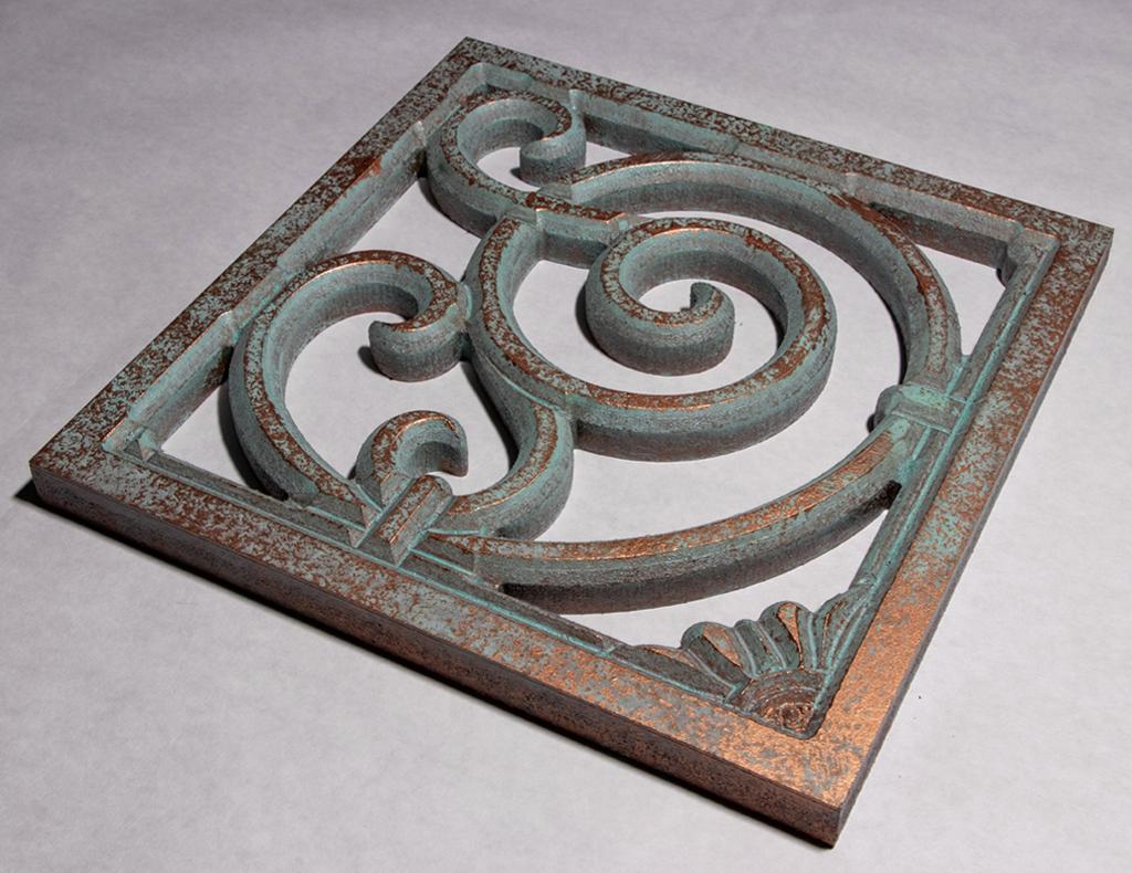 Faux Iron - Patina Copper (PC7)