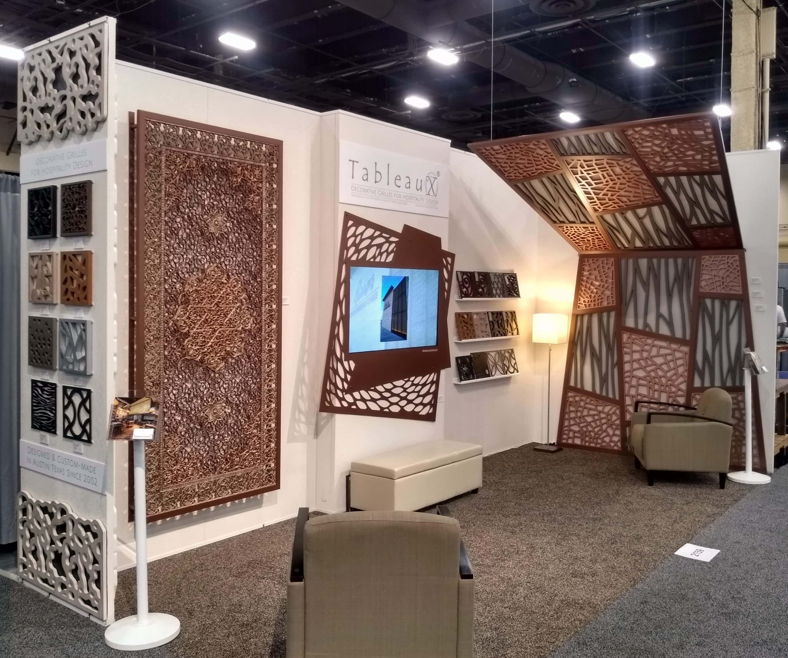 Tableaux Booth at HD Expo